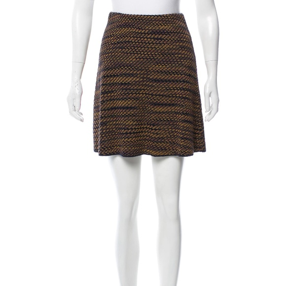 Missoni Skirts M Patterned Mini Skirt Poshmark Fascinating Patterned Mini Skirt